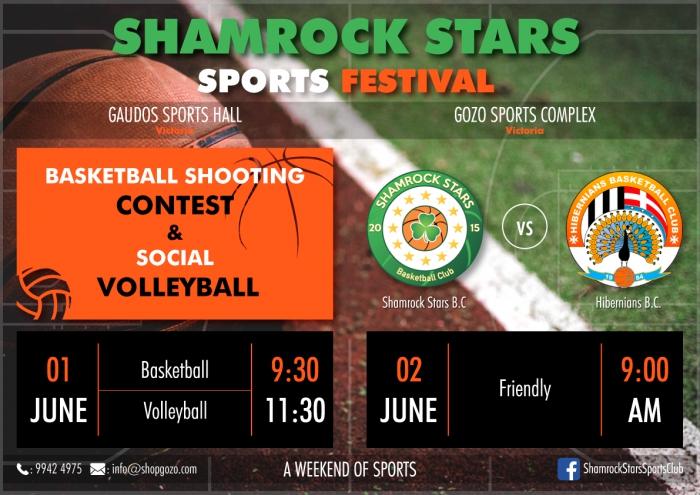 SHAMROCK STARS SPORTS FESTIVAL