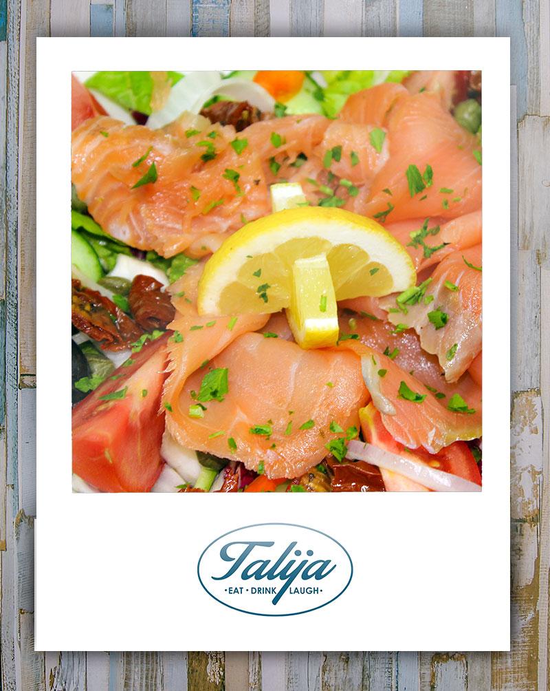 Talija Cafe, Bar Pizzeria and Restaurant Xlendi Gozo, Malta